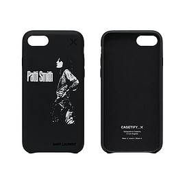 SAINT LAURENT - Patti Smith iPhone case