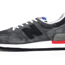 "new balance - M990 ""GREAT AMERICAN NOVELS"" ""made in U.S.A."" ""LIMITED EDITION"""