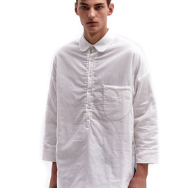 Levi's Red - Levi's Red Men's Pullover Cotton A-Line Shirt
