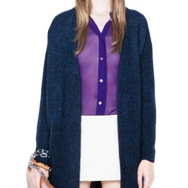 Acne - Long Cardigan