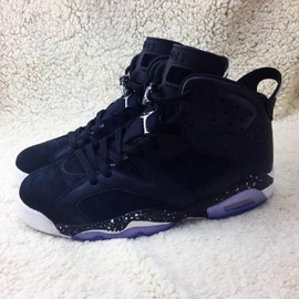 Nike - NIKE AIR JORDAN 6 RETRO BLACK OREO