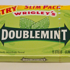 Wrigley's - Doublemint Chewing Gum