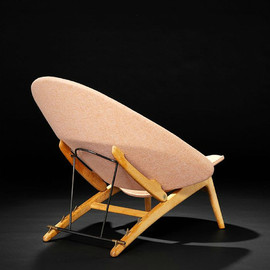Hans Wegner - Hans Wegner; Adjustable 'Tub' Chair for Johannes Hansen, 1954. Reproduced by PP Møbler, 2014.