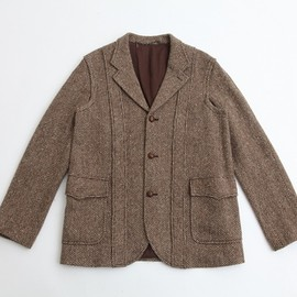 NUMBER (N)INE - TWEED JACKET (02A/W)