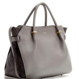 Nina Ricci - Marché Small leather tote in gray