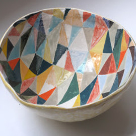 laura carlin - ceramic bowl