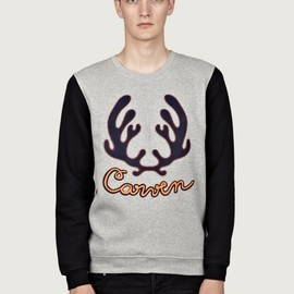 Carven - Men's Antlers Logo Sweatshirt