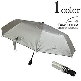 EuroSCHIRM - light trek umbrella UV SilverMetallic