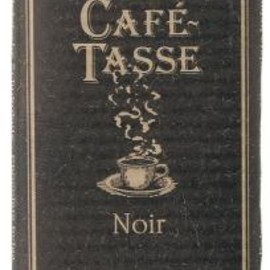 Cafe Tasse - Noir Dark Chocolate Bar