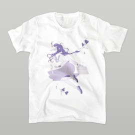 toand2but - 水中少女 Tシャツ