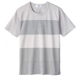 ALOYE - Green Green - Short Sleeve T-shirt (Gray-Gray)