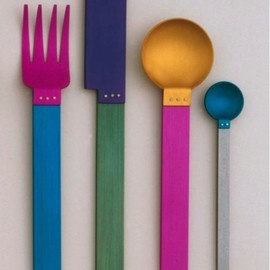 David Tisdale - Picnic Flatware