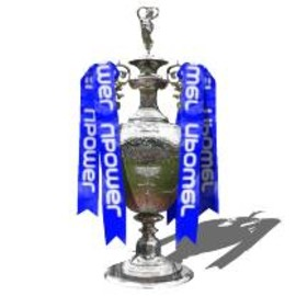 npower Championship trophy