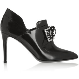 JASON WU - Embellished leather ankle boots
