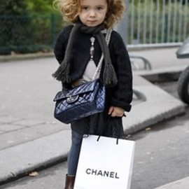 CHANEL - Chic child with chanel