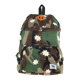 Mark McNairy New Amsterdam - Flowers & Camouflage Backpack