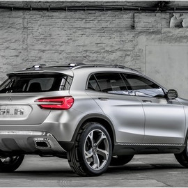 Mercedes-Benz - GLA