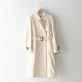 Steven Alan - COTTON LONG TRENCH COAT/トレンチコート