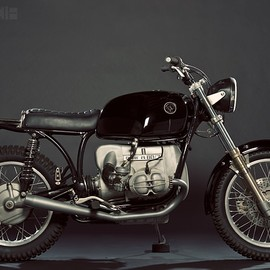 BMW - BMW R80/7 by Crowe Customs