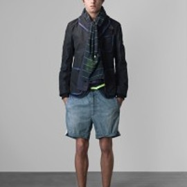 Sacai - sacai man 2012 Piping Jacket