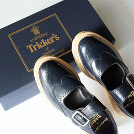 Tremolo 1st ANNIVERSARY KIDS LOVE GAITE   Right Left Loafer