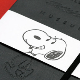 Moleskine meets Peanuts - MOLESKINE MEETS SNOOPY : The Charles M. Schulz Museum: A Tribute to Sparky and Snoopy