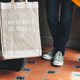 Apolis - MARKET BAG : APOLIS + ZINC CAFE