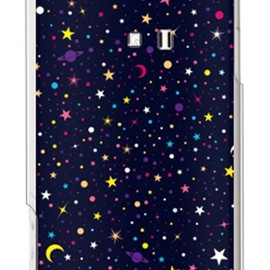 SECOND SKIN - SPACE マルチ (クリア) / for AQUOS PHONE IS13SH/au