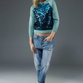 MARC BY MARC JACOBS - Gretta Sweater Crew