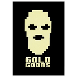 "GOLD WHEELS - ""GOLD GOONS"" DVD"