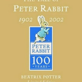 Beatrix Potter - The Tale of Peter Rabbit, 1902-2002, Limited Edition (Peter Rabbit Centenary)