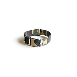 Smart Turnout - Woven Watch Straps (Camo Ver 1)