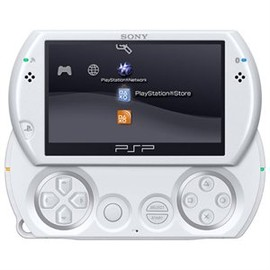Sony Computer Entertainment - PlayStation Portable Go, Pearl White