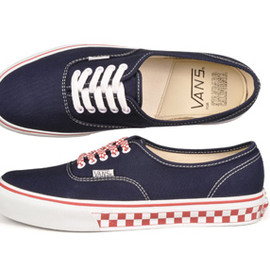 VANS, STANDARD CALIFORNIA  - AUTHENTIC