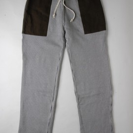 Chums - Sweat Painter Pants Hickory
