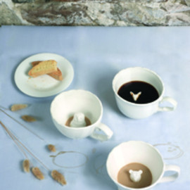 immliving - Hidden Animal Teacups