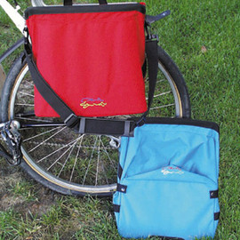 JANDD - Shop Hopper Pannier