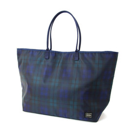 "HEAD PORTER - ""HIGHLAND"" TOTE BAG (L)"