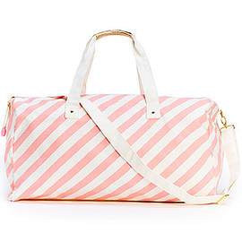 ban.do - The Getaway Duffle Bag - Ticket Stripe