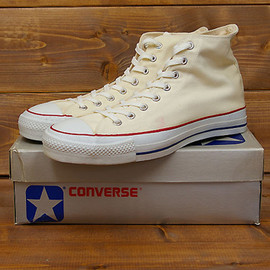 CONVERSE - 80's ALL STAR HI (WHITE)