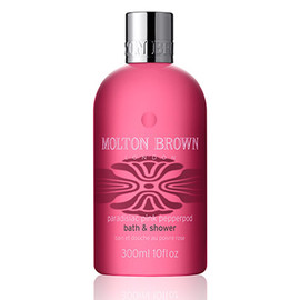 MOLTON BROWN - paradisiac pink pepperpod bath & shower
