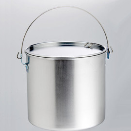 Individual 5-Piece Aluminum Mess Kit