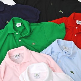 LACOSTE - L1212F (MADE IN FRANCE)