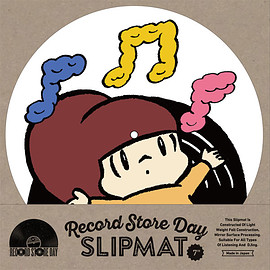 "TON & SON, disk union - マムアン×RECORD STORE DAY 7"" SLIPMAT"