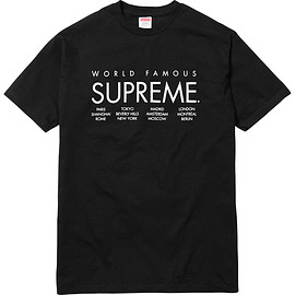 Supreme - International Tee