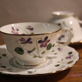 NORITAKE - violet dream