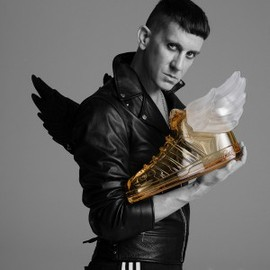 "JEREMY SCOTT, adidas originals - Jeremy Scott X Adidas Originals  ""Wings 2.0"" fragrance"