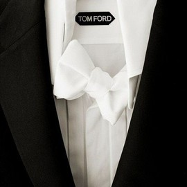 TOM FORD - suited & chiffon