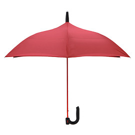 GAX UMBRELLA - G1(camellia red & black bat)