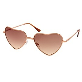 ASOS - Heart Shape Sunglasses